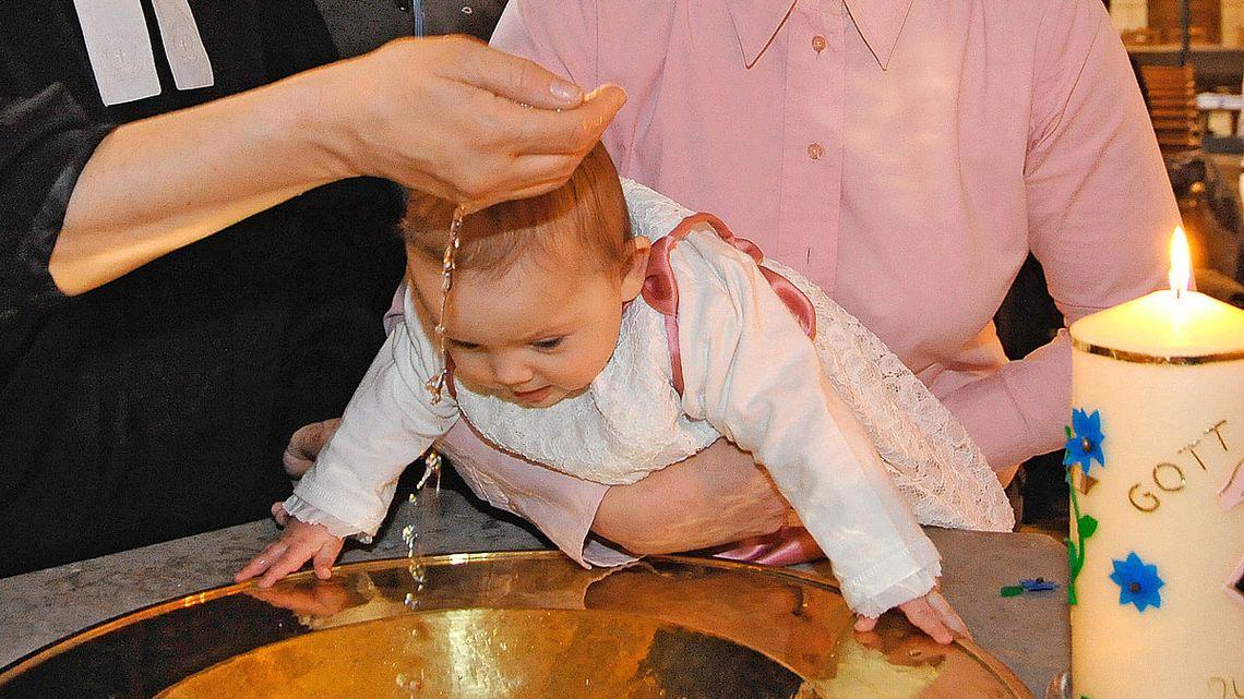 Taufe Evangelisch Lutherische Kirchengemeinde Neumarkt